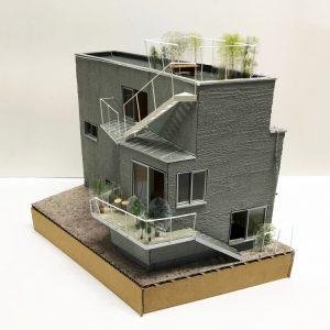 小岩の住宅